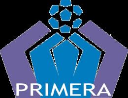Primera División logo