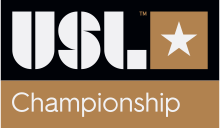 USL Championship East logo
